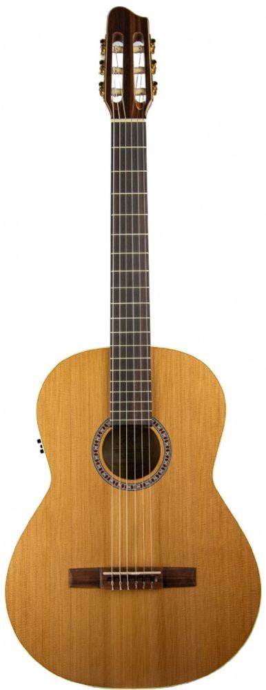 LA Patrie Etude QIT Classical Guitar with Pickup